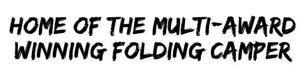 home of the multi-award winning folding camper